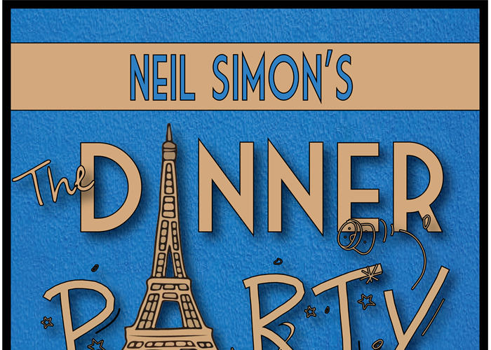 The Dinner Party by Neil Simon - 8/13/21 image